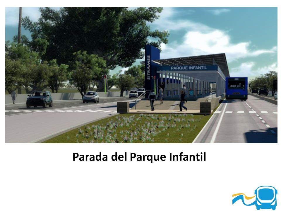 Parada del Parque Infantil