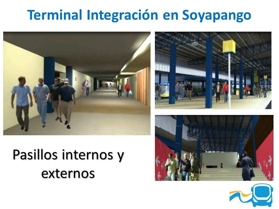 Terminal Integración en Soyapango