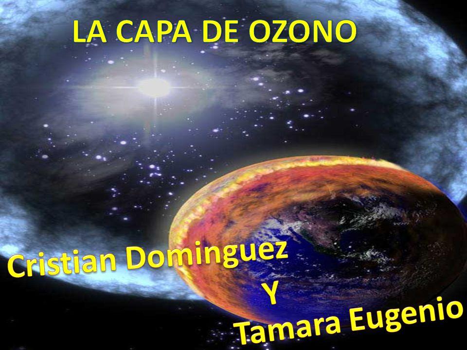 Cristian Déniz y Tamara Eugenio