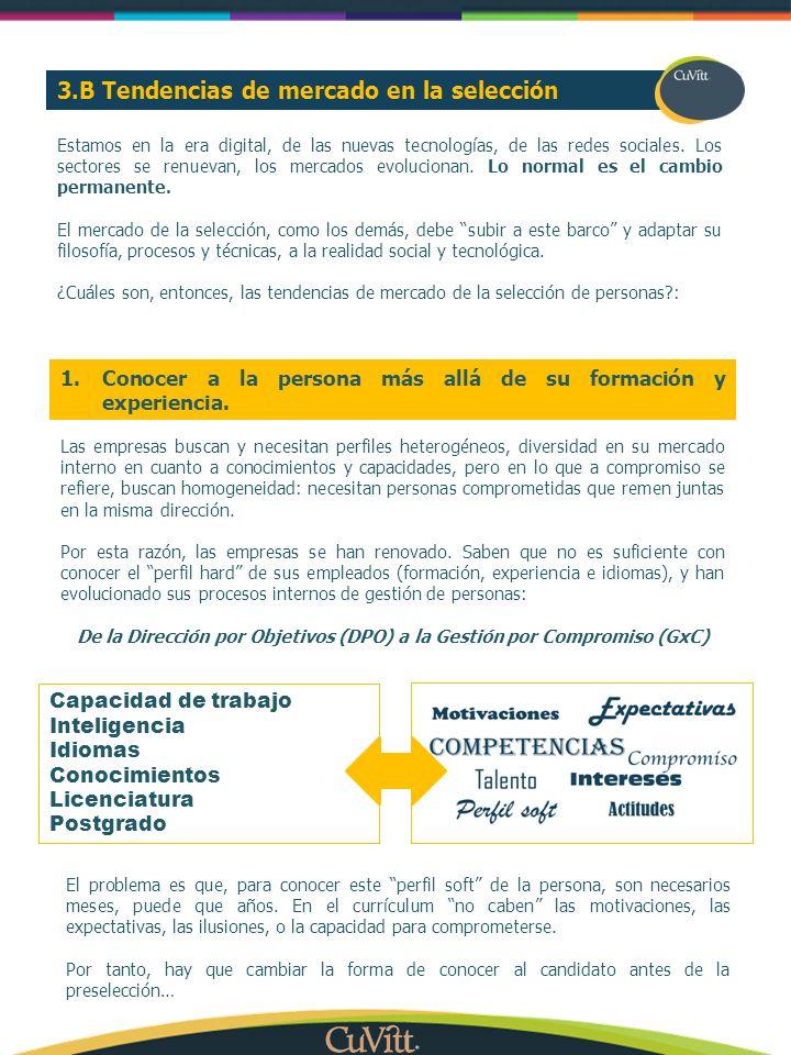 De la Dirección por Objetivos (DPO) a la Gestión por Compromiso (GxC)