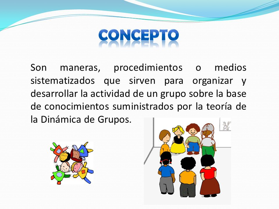 T cnicas grupales ppt video online descargar for Concepto de tecnicas de oficina