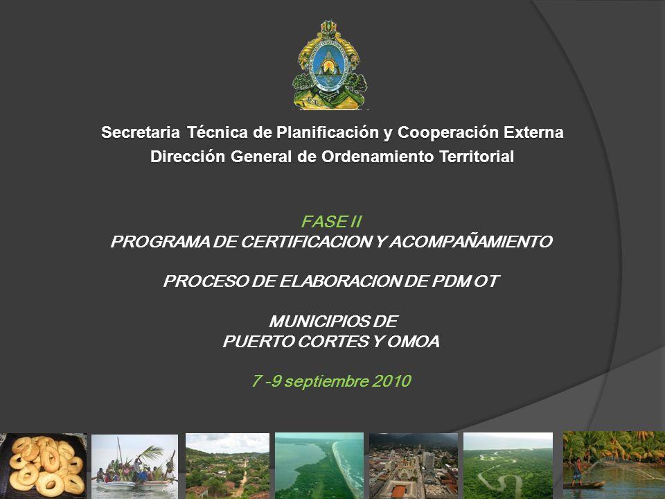 Secretaria Técnica de Planificación y Cooperación Externa