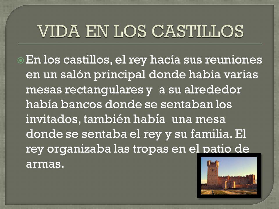 VIDA EN LOS CASTILLOS