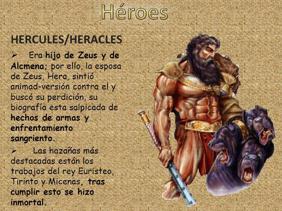 Héroes HERCULES/HERACLES