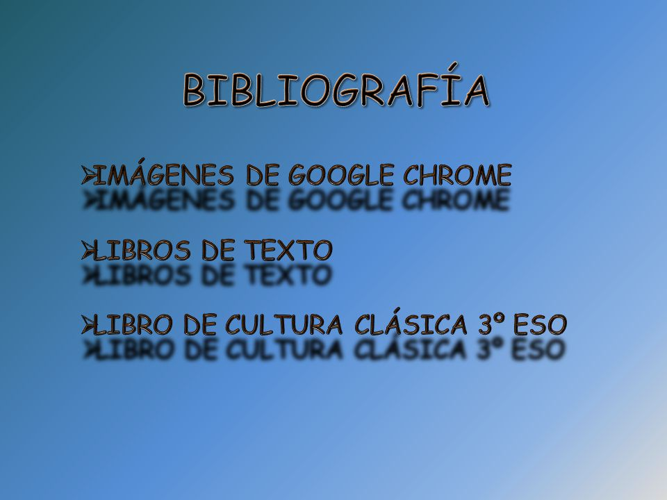 BIBLIOGRAFÍA IMÁGENES DE GOOGLE CHROME LIBROS DE TEXTO