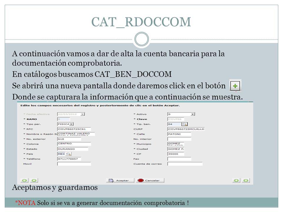 CAT_RDOCCOM