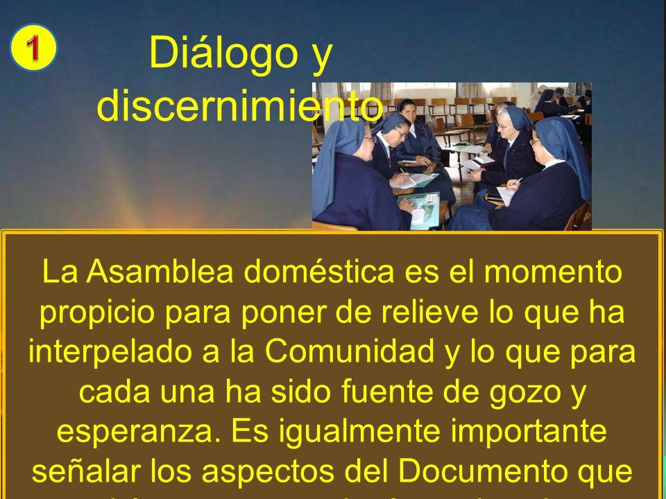 Diálogo y discernimiento