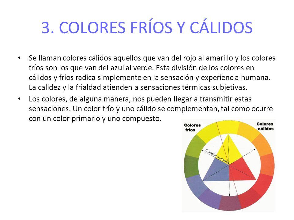 Teor a del color ppt descargar - Cuales son los colores calidos y frios ...