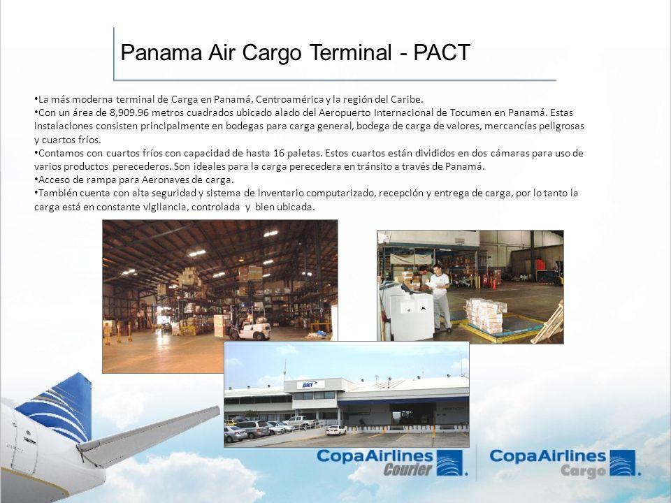 Panama Air Cargo Terminal - PACT