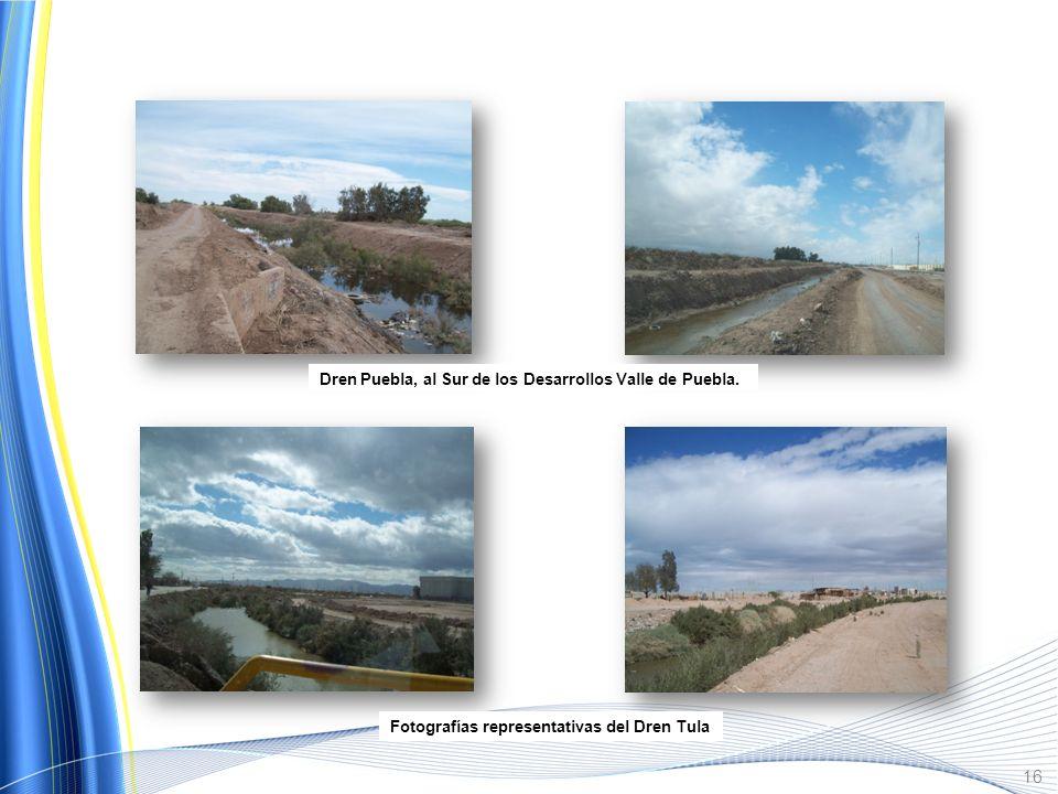 Dren Puebla, al Sur de los Desarrollos Valle de Puebla.