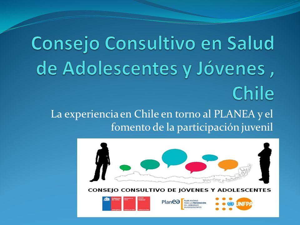 Consejo Consultivo en Salud de Adolescentes y Jóvenes , Chile