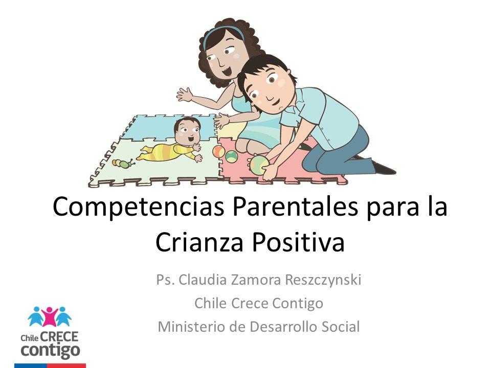 Competencias Parentales para la Crianza Positiva