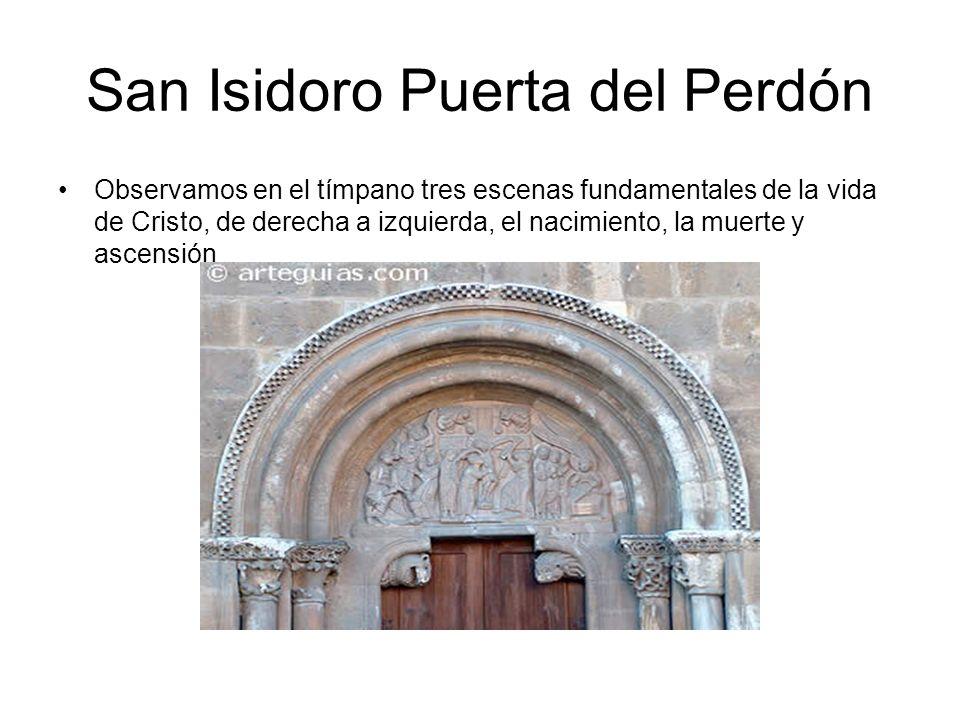 San Isidoro Puerta del Perdón