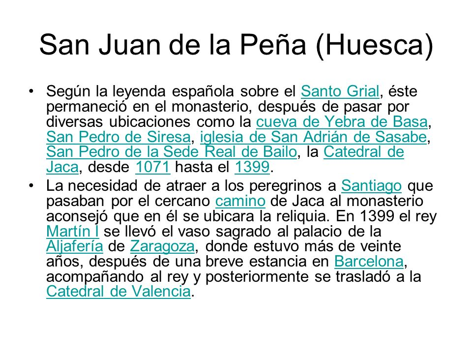 San Juan de la Peña (Huesca)