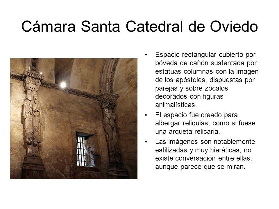 Cámara Santa Catedral de Oviedo