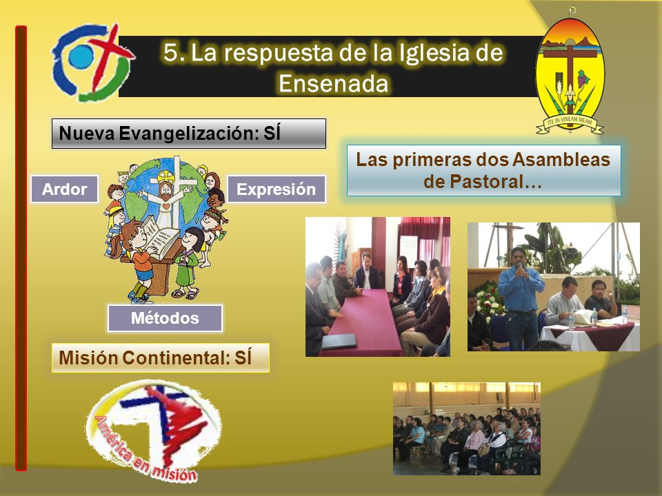 5. La respuesta de la Iglesia de Ensenada