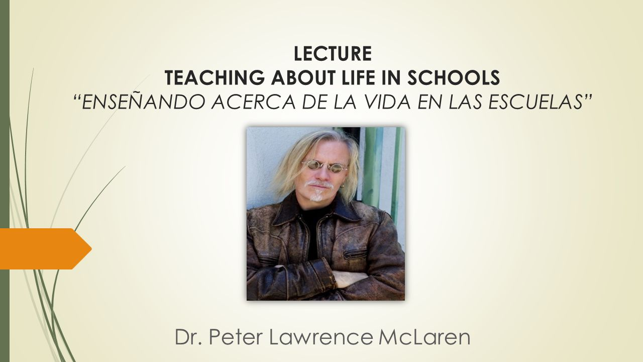 Dr. Peter Lawrence McLaren