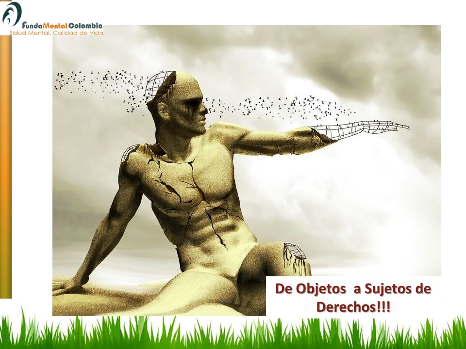 De Objetos a Sujetos de Derechos!!!