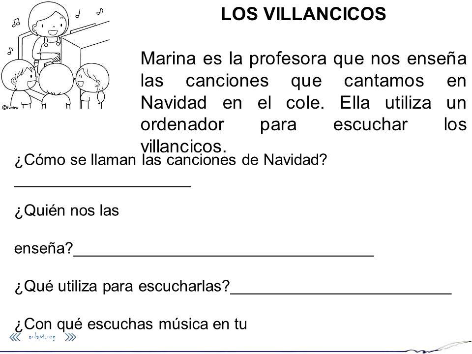 LOS VILLANCICOS