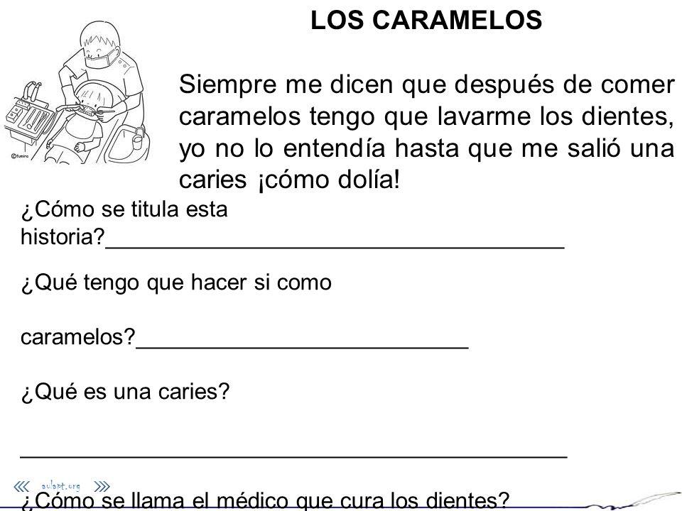 LOS CARAMELOS