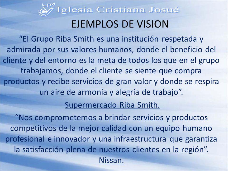 Supermercado Riba Smith.
