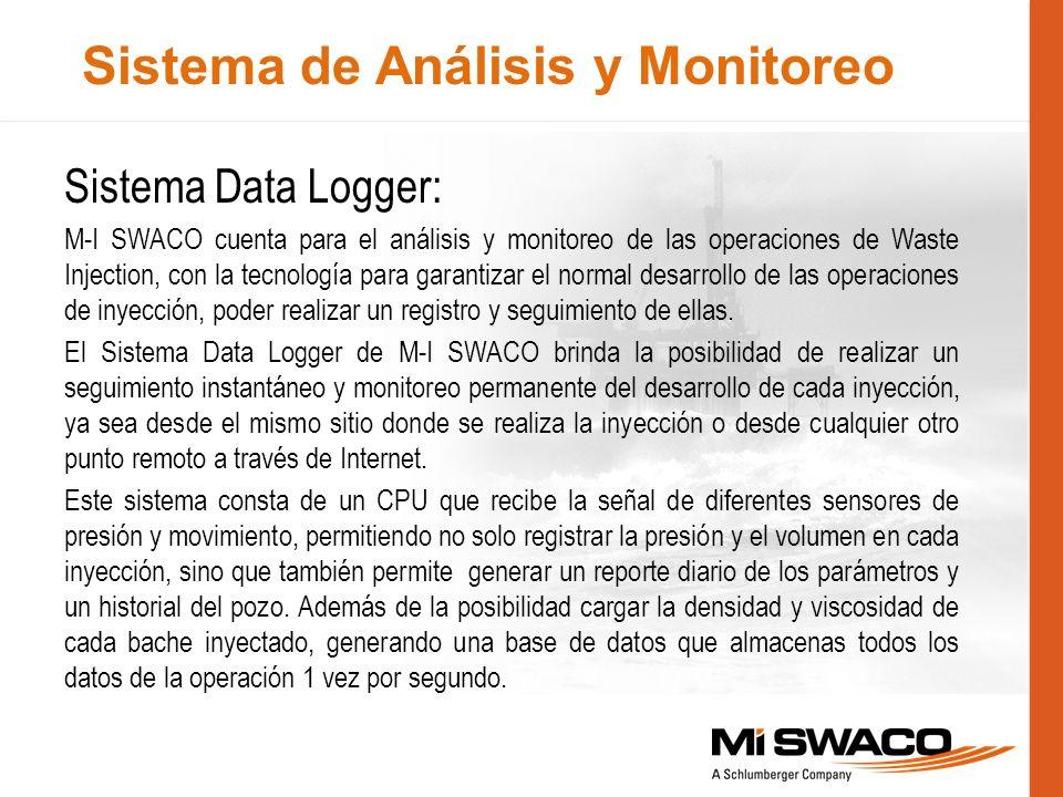 Sistema de Análisis y Monitoreo
