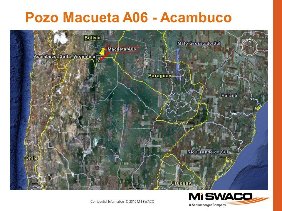 Pozo Macueta A06 - Acambuco