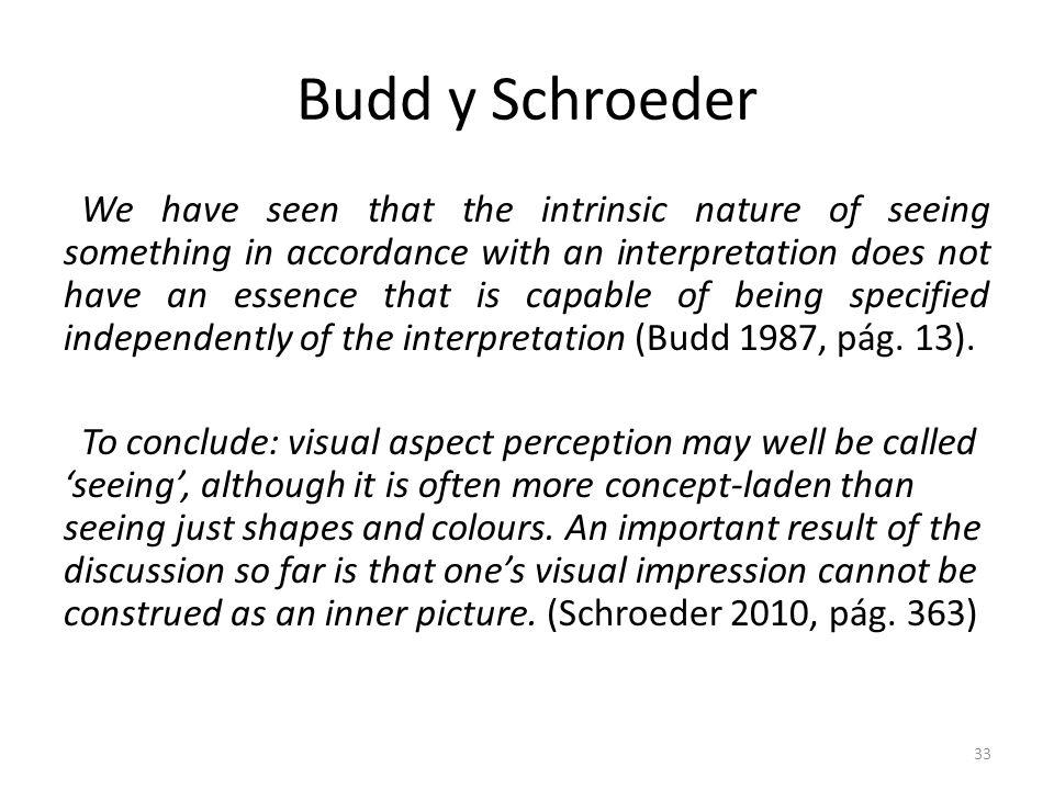 Budd y Schroeder