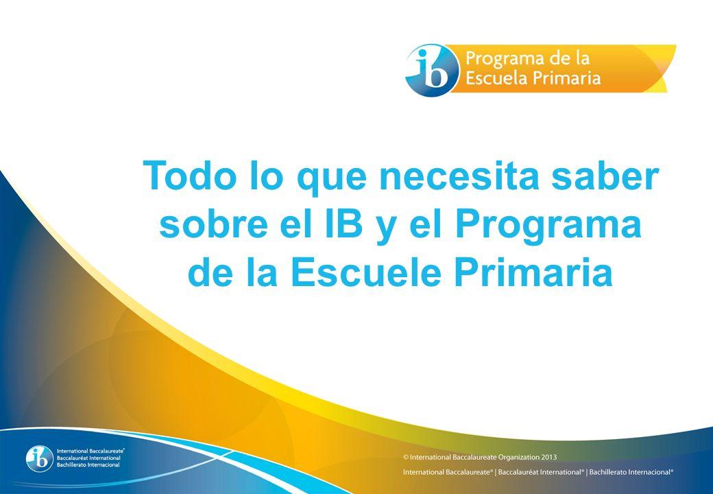 Todo lo que necesita saber sobre el IB y el Programa