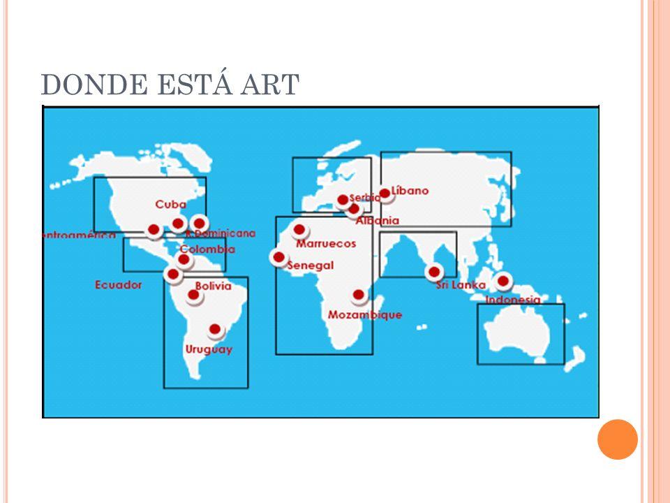 DONDE ESTÁ ART