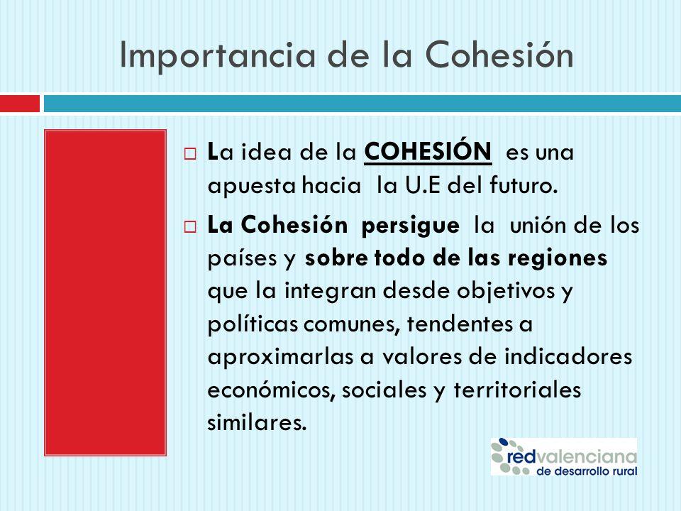 Importancia de la Cohesión