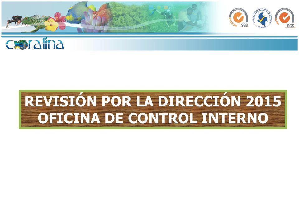 Revisi n por la direcci n 2015 oficina de control interno for Direccion de la oficina