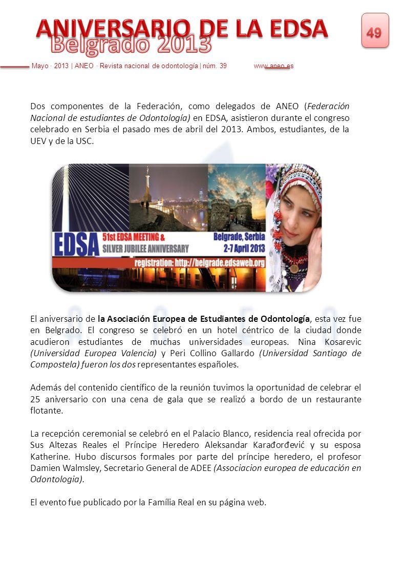 ANIVERSARIO DE LA EDSA Belgrado 2013