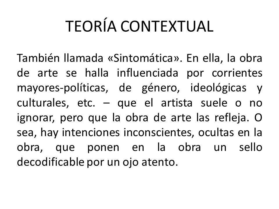TEORÍA CONTEXTUAL