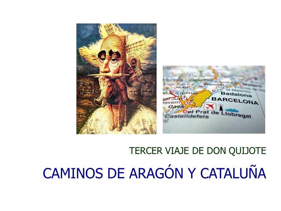 CAMINOS DE ARAGÓN Y CATALUÑA