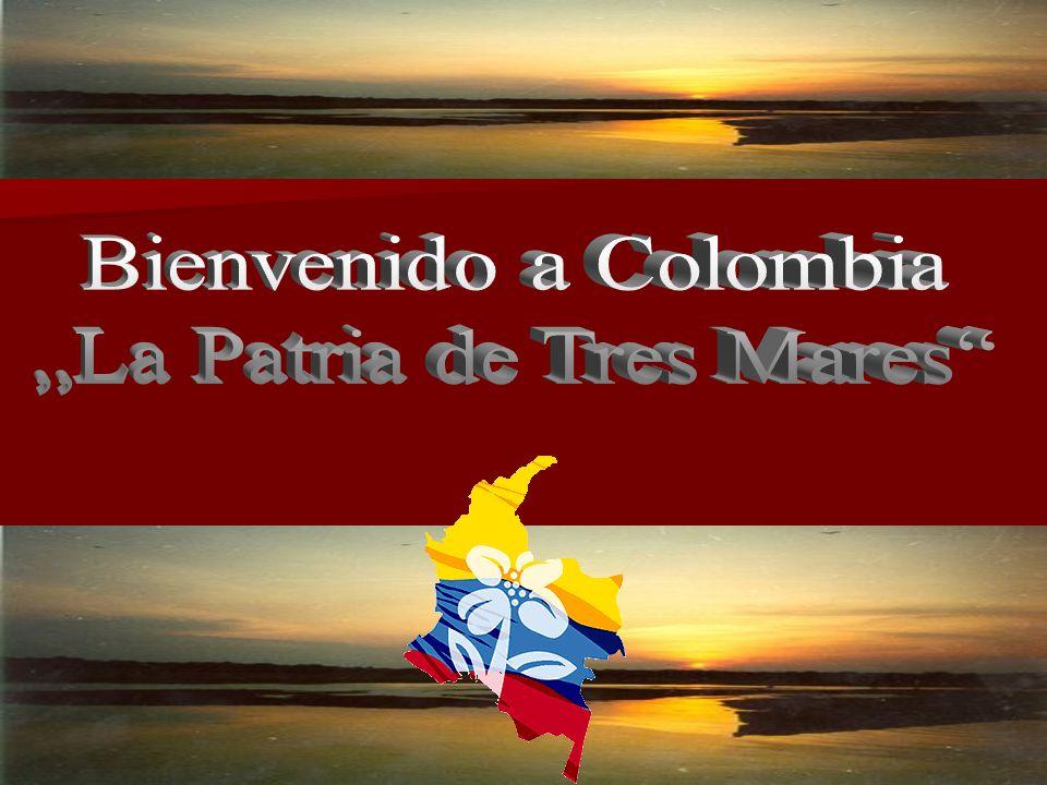 """""""La Patria de Tres Mares"""
