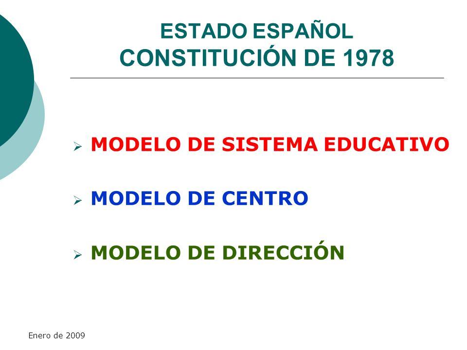 ESTADO ESPAÑOL CONSTITUCIÓN DE 1978