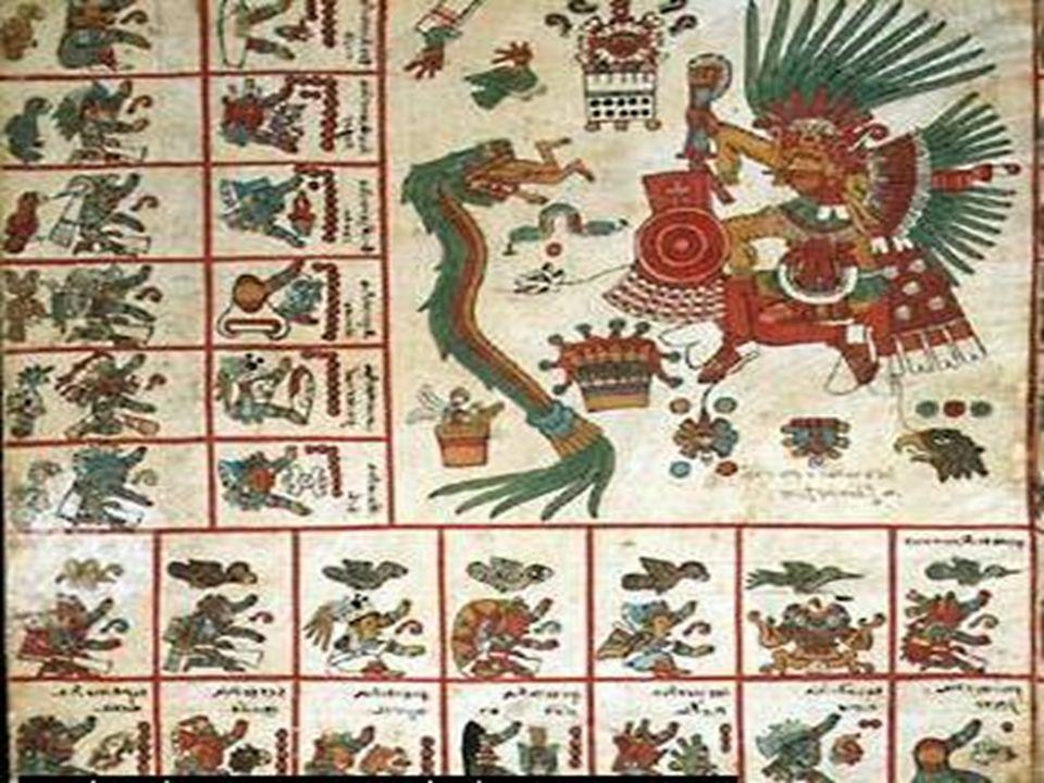 Y de tal forma creian en su sacerdote Quetzalcoatl