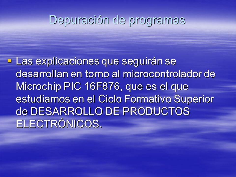 Depuración de programas