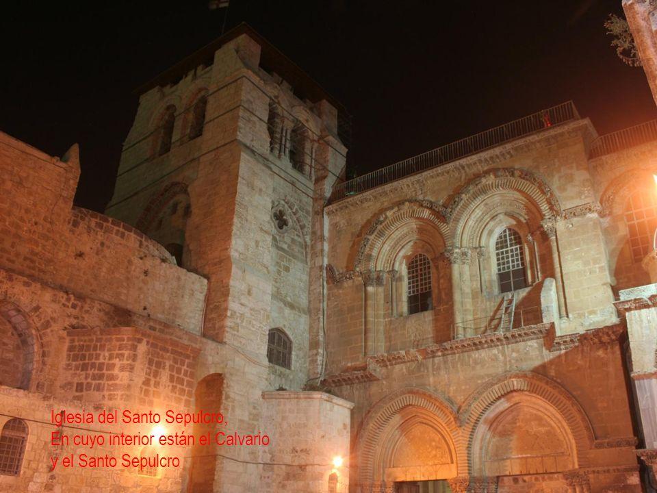 Iglesia del Santo Sepulcro,