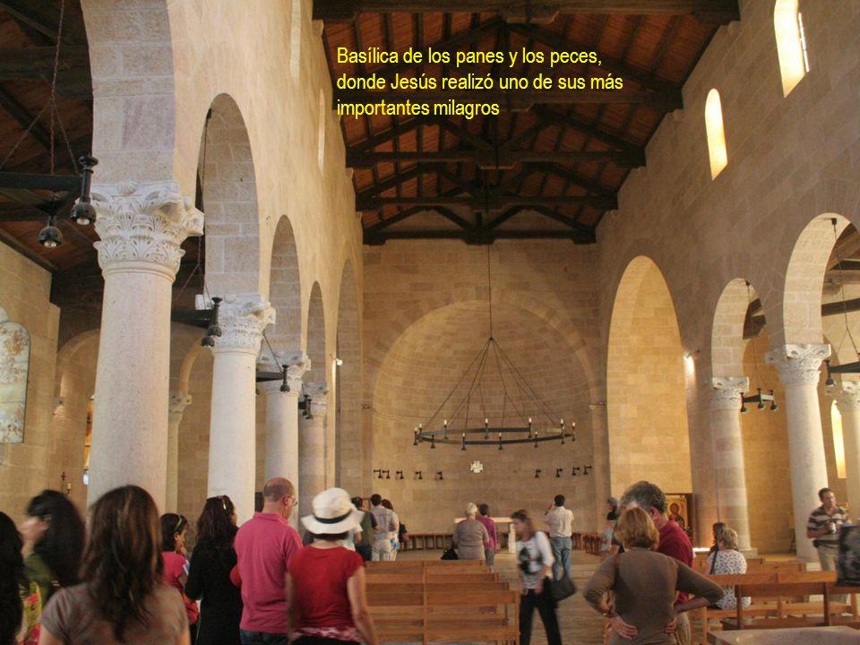 Basílica de los panes y los peces,
