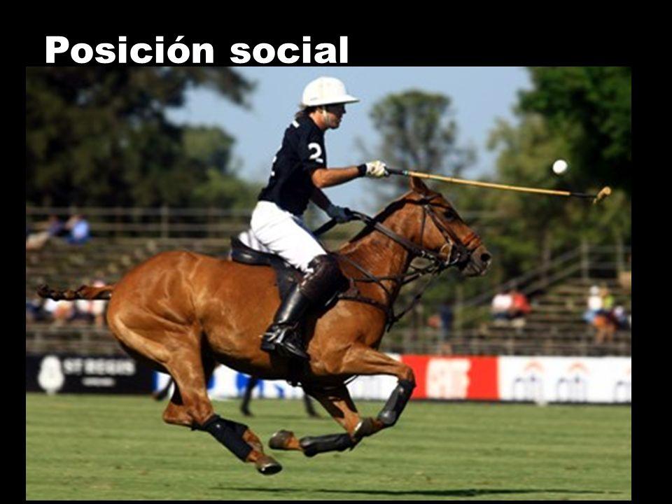 Posición social