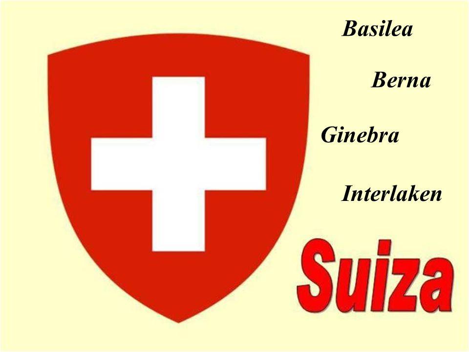Basilea Berna Ginebra Interlaken