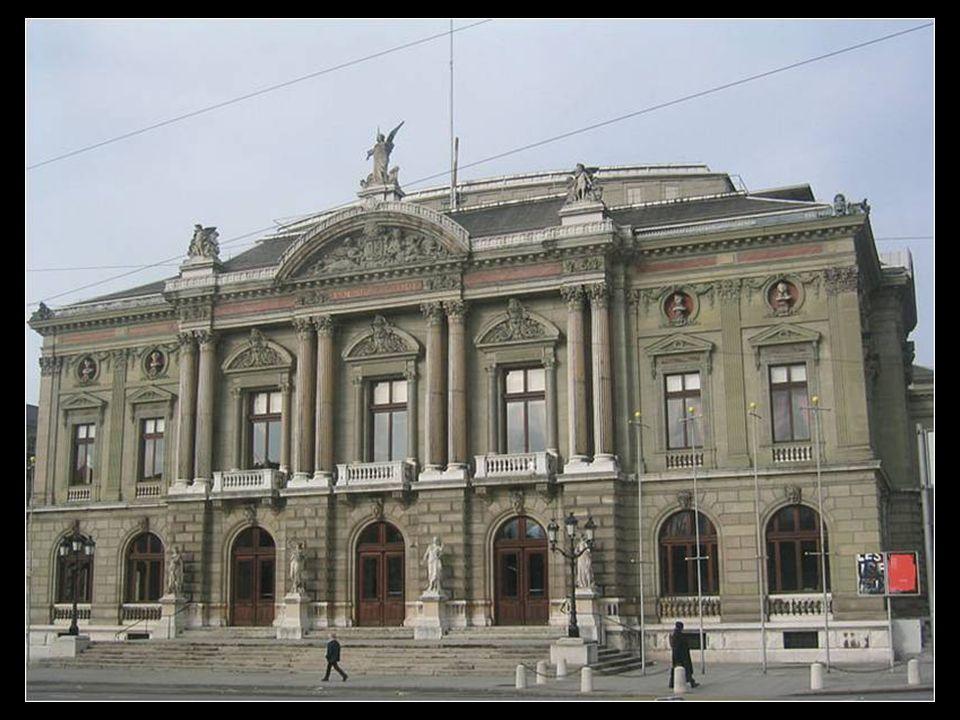 Ginebra - Gran Teatro