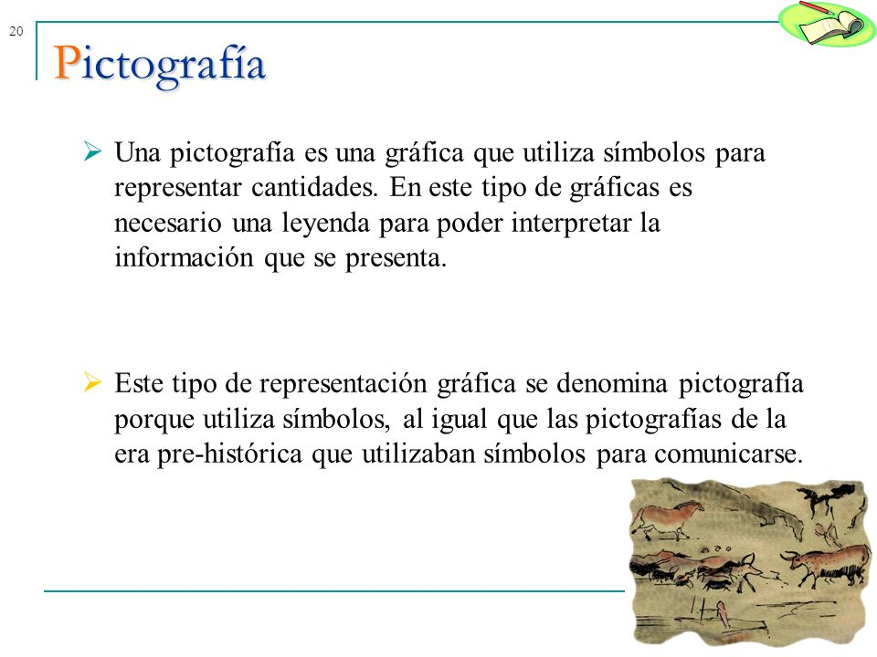Pictografía