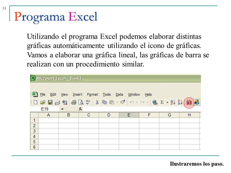 Programa Excel