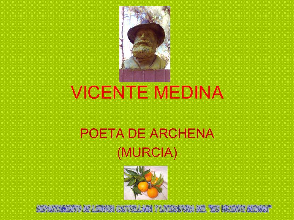 POETA DE ARCHENA (MURCIA)
