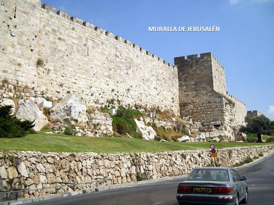 MURALLA DE JERUSALÉN miércoles, 29 de marzo de 2017miércoles, 29 de marzo de 2017