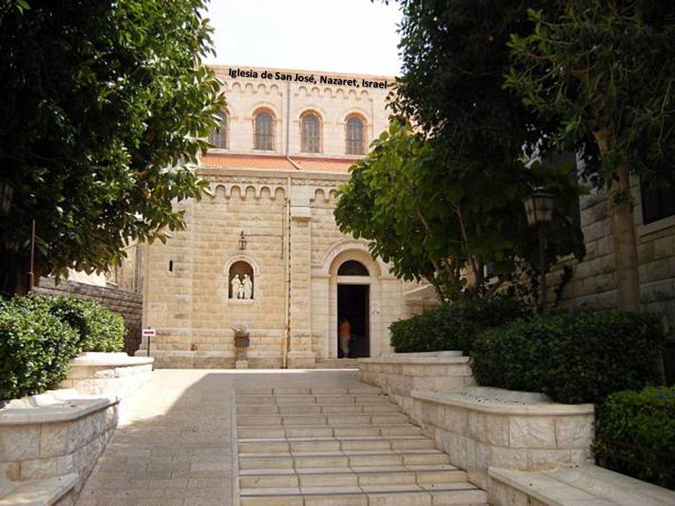 Iglesia de San José, Nazaret, Israel