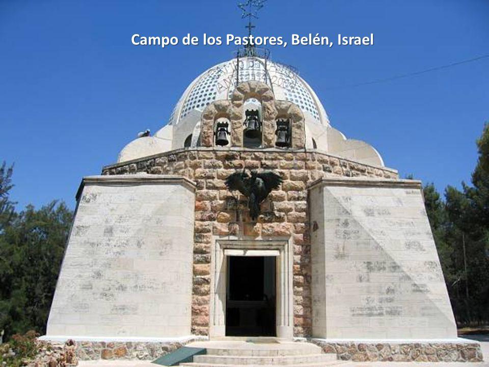 Campo de los Pastores, Belén, Israel